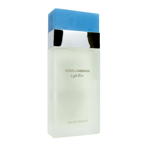 dolce gabbana d g light blue 100ml edt. Black Bedroom Furniture Sets. Home Design Ideas