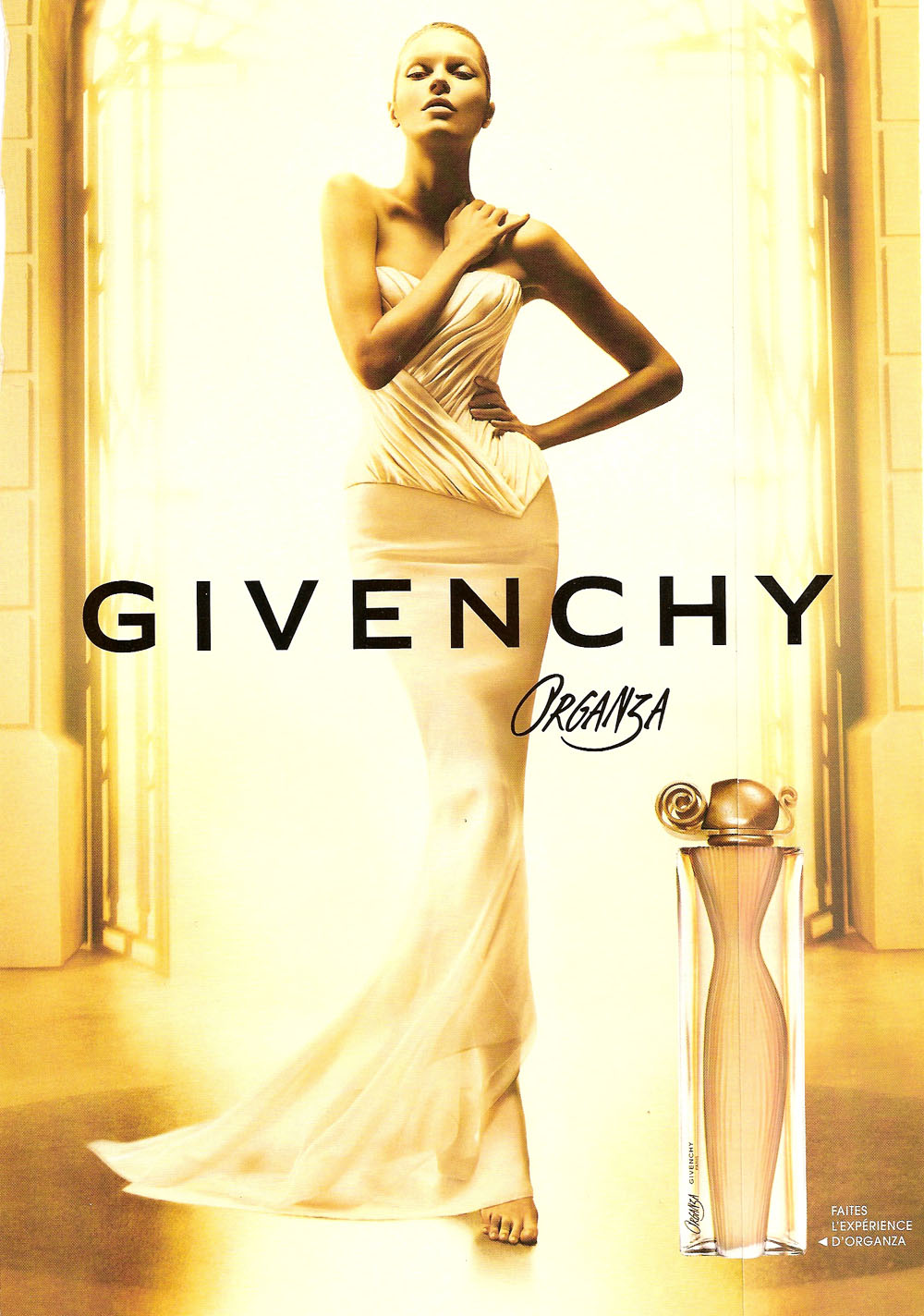 Givenchy Organza 100ml Edp