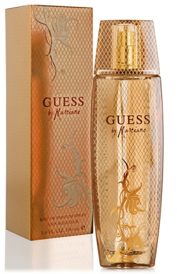 Guess  By MARCIANO 100ml edp золотая
