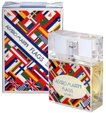 Alviero Martini  FLAGS men   50ml