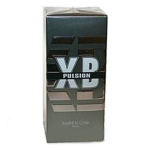 Geparlys  X-Bright PULSION men 100ml
