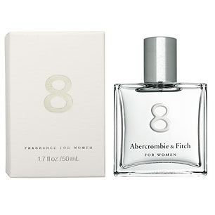 Abercrombie & Fitch  PERFUME  8   50ml edp