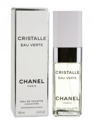 Chanel  Cristalle EAU VERTE 100ml edt conc.