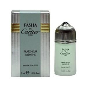 Cartier  Pasha FRAICHEUR MENTHER men 100ml