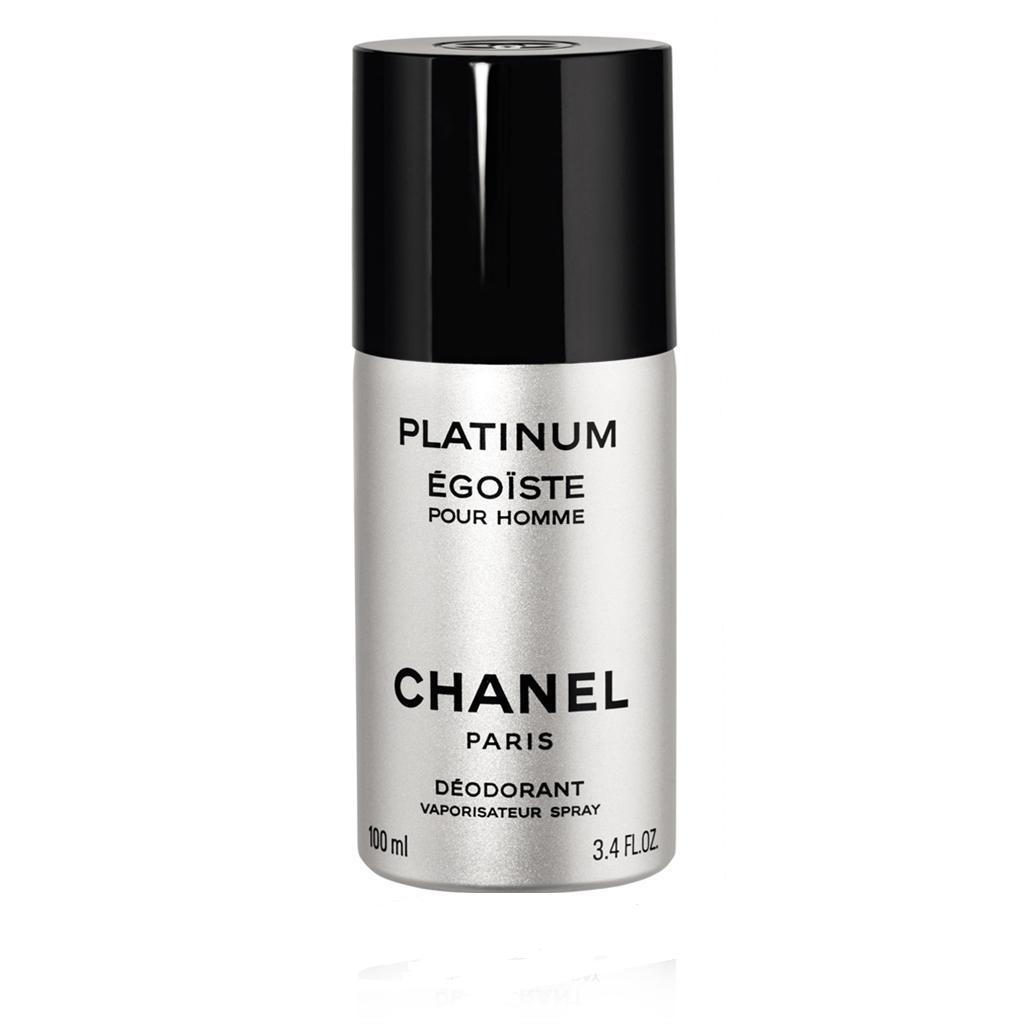 Chanel egoiste platinum men.