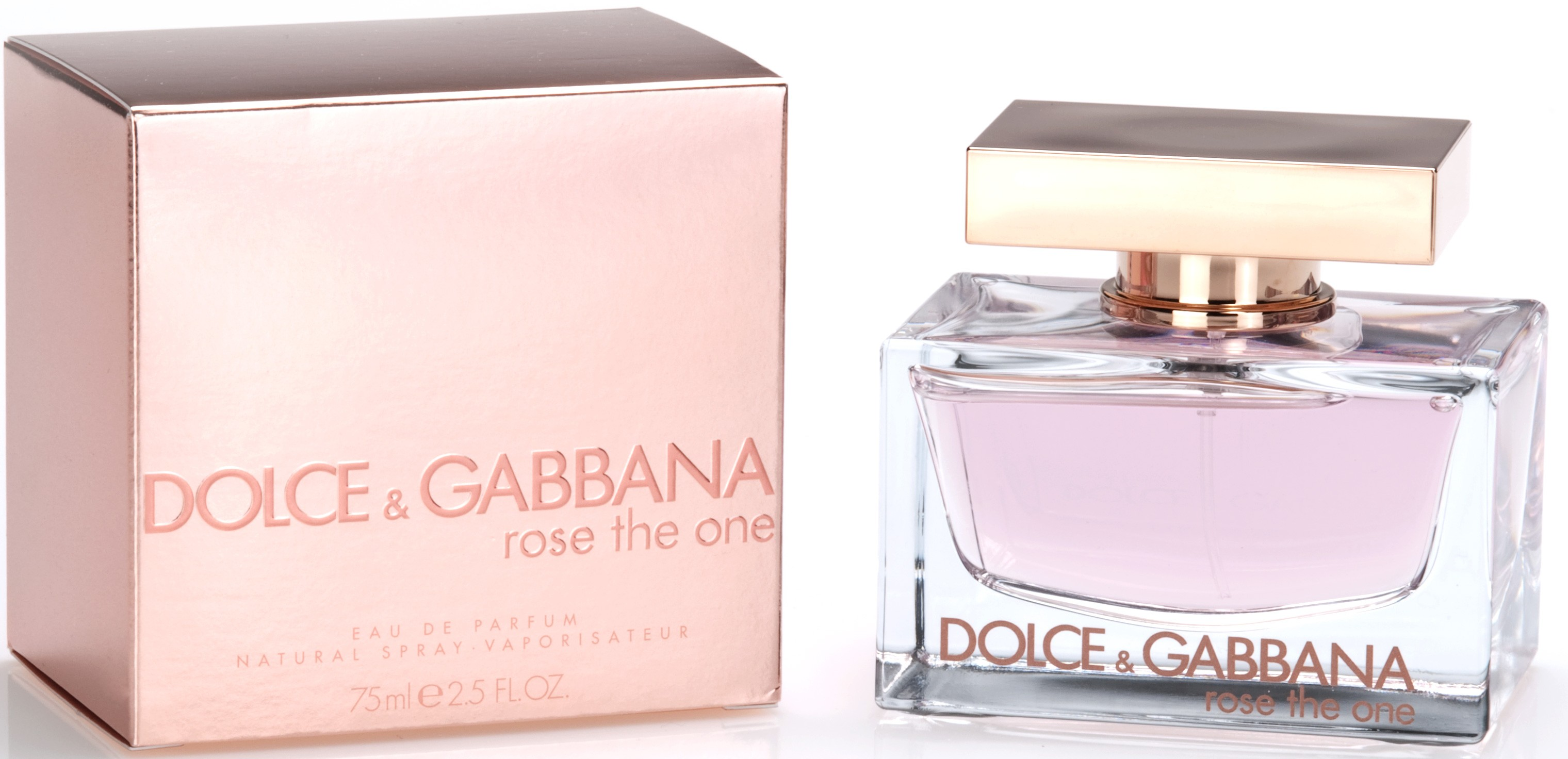 dolce gabbana d g rose the one