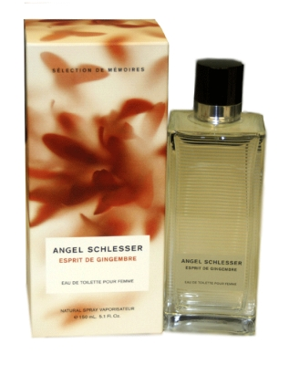 Angel Schlesser  ESPRITde GINGEMBRE 150ml edt