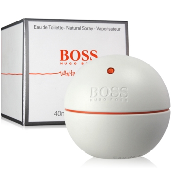 Hugo Boss  In Motion WHITE EDITION men   40ml