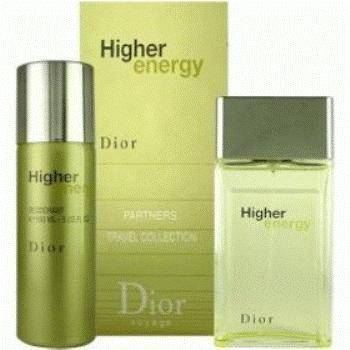 Christian Dior Higher ENERGY men 100ml+75s/g+50 DEO SET