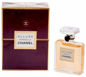 Chanel  Allure SENSUELLE     7.5ml PARFUM flacon