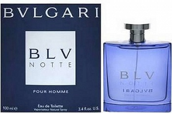 Bvlgari  BLV NOTTE men 100ml