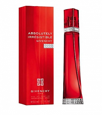 Givenchy  Very Irr ABSOLUTELY   50ml edp