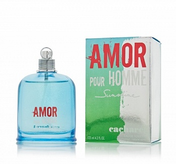 Cacharel  Amor SUNSHINE men 125ml