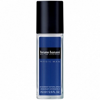 Bruno Banani  MAGIC men   75ml DEO стекло