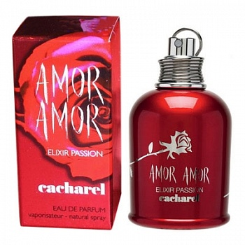 Cacharel  Amor Amor ELIXIR PASSION   30ml edp