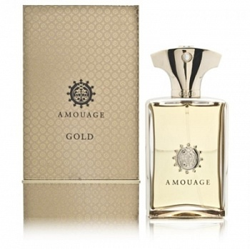 Amouage  GOLD men   50ml edp