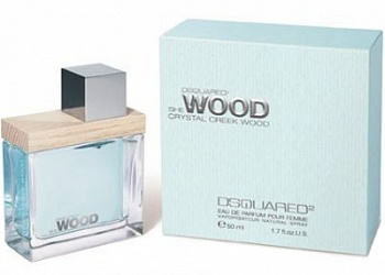 Dsquared2 she Wood  CRISTAL GREEK   50ml edp