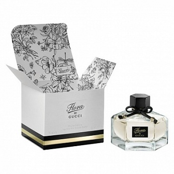 Gucci  FLORA by GUCCI   75ml edt