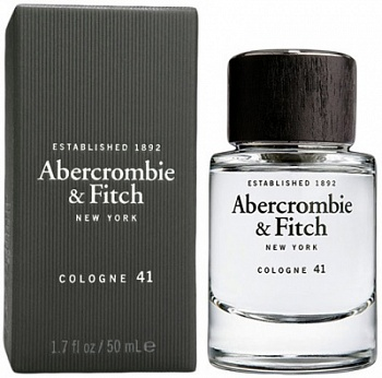Abercrombie & Fitch  COLOGNE 41 men   50ml edc