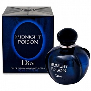 Christian Dior MIDNIGHT Poison 50ml edp