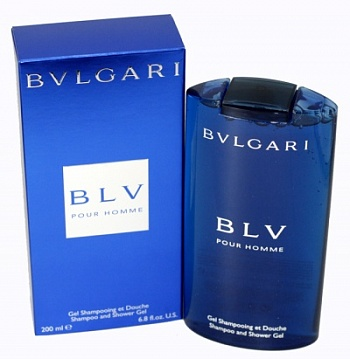 Bvlgari  BLV men 150ml S/Gel