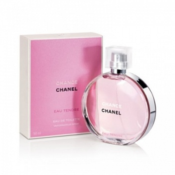 Chanel  Chance EAU TENDRE   50ml edT