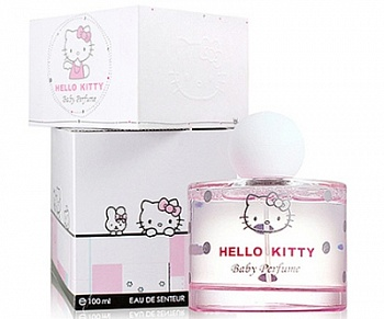 Hello Kitty  BABY PERFUME   60ml edt