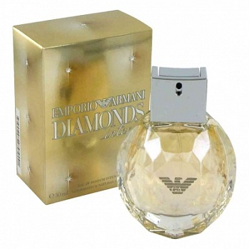 Giorgio Armani  Emporio Diamonds INTENSE   50ml edp