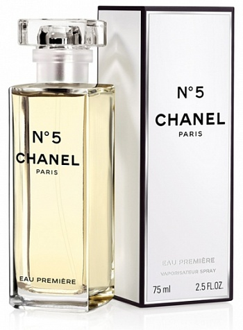Chanel  N5 EAU PREMIERE   75ml edp