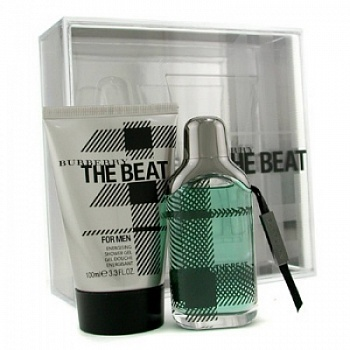 Burberry  THE BEAT men   50ml+100s/g SET