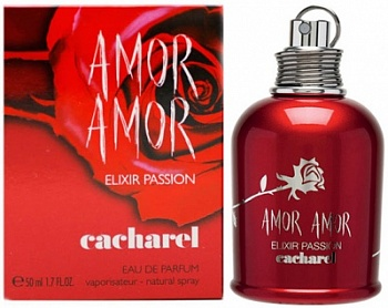 Cacharel  Amor Amor ELIXIR PASSION   50ml edp