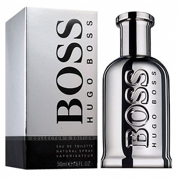 Hugo Boss  N6 COLLECTOR'S EDITION men   50ml