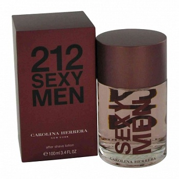 Carolina Herrera  212 SEXY men 100ml a/s