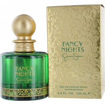 Jessica Simpson  FANCY NIGHTS   50ml edp