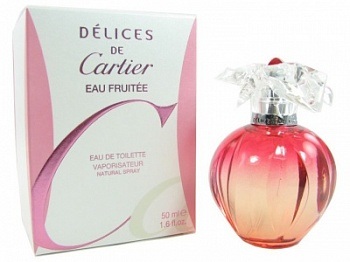 Cartier  Delices de Cartier EAU FRUITE   50ml edt