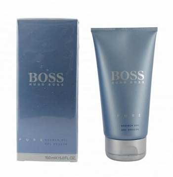 Hugo Boss  Hugo PURE men 150ml S/Gel