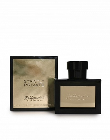Baldessarini  STRICTLY PRIVATE men   50ml a/s