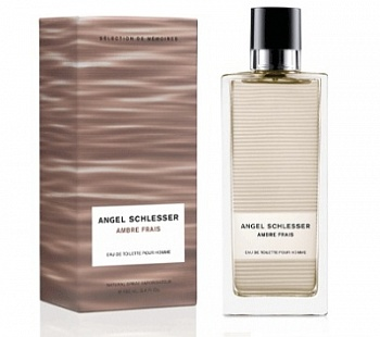 Angel Schlesser  AMBRE FRAIS men 100ml