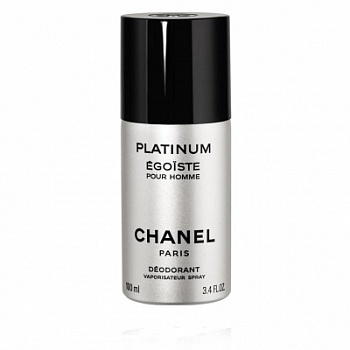 Chanel  Egoiste PLATINUM men 100ml DEO