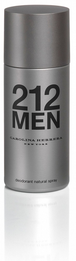 Carolina Herrera  212 men 150ml DEO