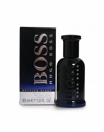 Hugo Boss  Hugo BOTTLED NIGHT men   30ml
