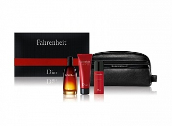 Christian Dior FAHRENHEIT men 100ml+75s/g+50 DEO SET