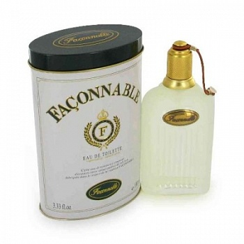 Faconnable  men 100ml в банке