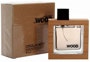 Dsquared2 he Wood  men   50ml