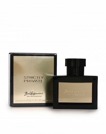 Baldessarini  STRICTLY PRIVATE men   50ml