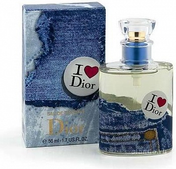 Christian Dior I LOVE DIOR 50ml edt
