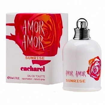 Cacharel  Amor SunRISE   50ml edt
