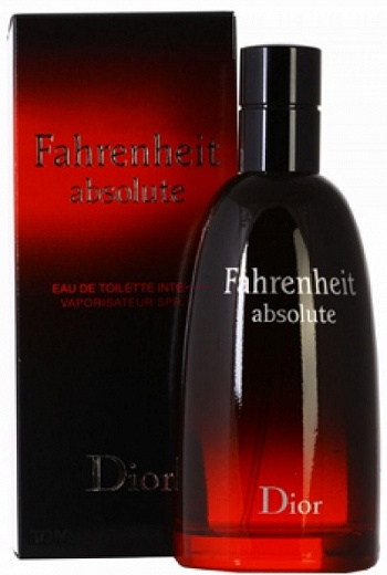 Christian Dior Fahrenheit ABSOLUTE men   50ml