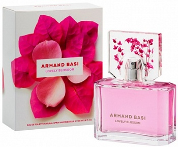 Armand Basi  LOVELY BLOSSOM   50ml edt