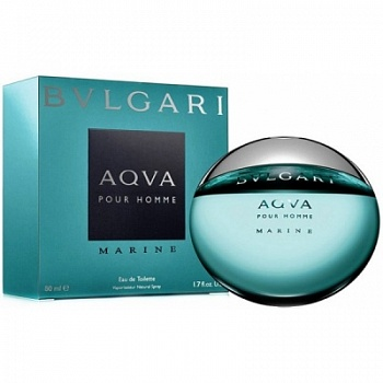 Bvlgari  Aqua MARINE men   50ml